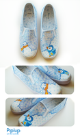 Piplup Shoes