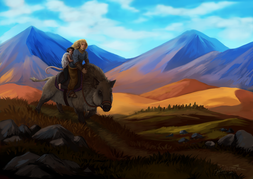 Back To the Wilds by Julkkuli
