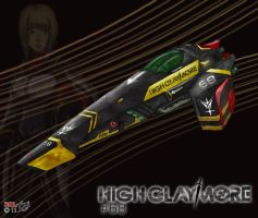 High Claymore 68 by RQL