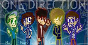 One Direction by awtymn
