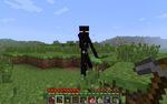 Daytime Enderman by wastlander583