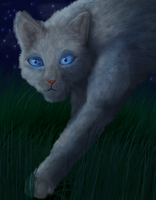 Bluestar by Speck--Of--Dust