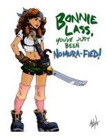 Bonnie, you've just been... by MichaelMayne