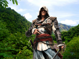 Assassin's Creed IV: Black Flag Wallpaper 5 by DOM098652
