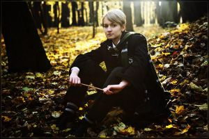 HP - Malfoy by m-snark