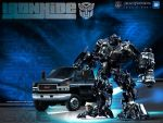 Ironhide by CynderGirl13