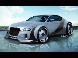 Coupe Concept by BarneyHH