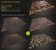 Free textures pack 51 by Nobiax