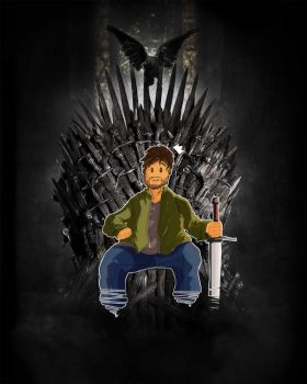 A game of Thrones by areKu54