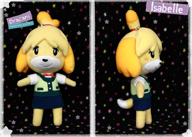 Isabelle Plush by KylieDracani