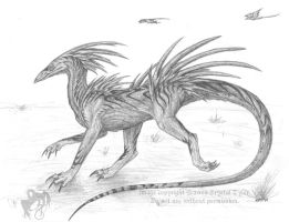 Whiptail by R-Eventide
