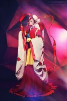 Amaterasu no Mikado by lina-no-uta