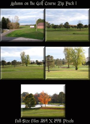 Autumn on the GC Zip Pack 1 by WDWParksGal-Stock