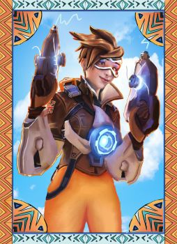 Tracer by artingalone