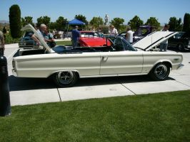 Topless in Wine Country-'67 Plymouth Belvedere GTX by RoadTripDog