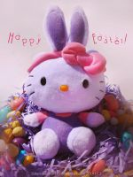 Happy Easter! by Sisterslaughter165