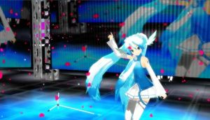 the white snow princess is + motion download by erikson16