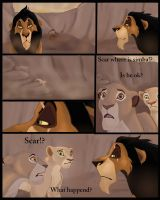 Scar's Reign. Ch 1 Passing Of Kings. Pa 3 by BeeStarART
