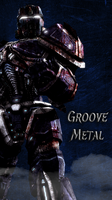 Groove Metal by WitchyGmod