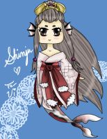 Gift-Shinju by pumpkincookie
