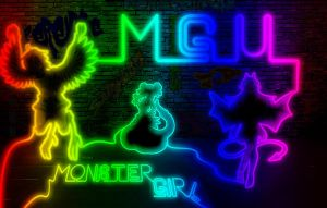 MGU neon wallpaper lighter by theholypaladin