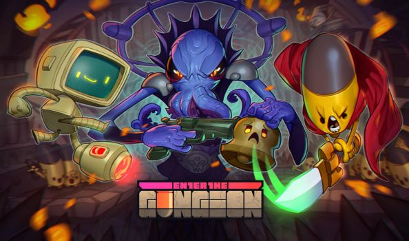 Enter the Gungeon Supply Drop by MaxGrecke