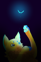 .: Reach Farther :. (Contest Entry) by SweetElectricity