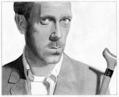 Gregory House M.D. by NukeO