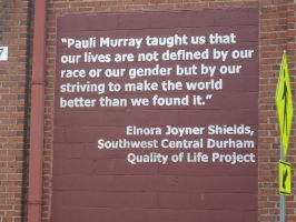 Pauli Murray Quote 2 by Rindelle