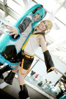 VOCALOID: Best Friends by ValdaValsha