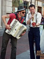 Fun Street Band by kml91225
