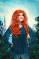 Modern Merida by adelhaid