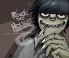 Rock the House by amateur1314