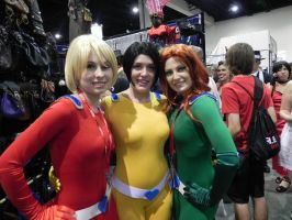 Totally Spies by v-t