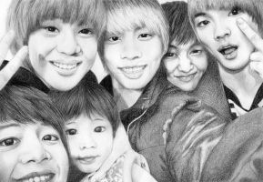 SHINee Hello Baby COMPLETE by SophiieeSanity