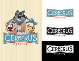 Cerberus Creative Logo by Anne-O