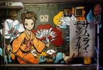 FYLD Samurai Champloo by WhiteFer