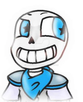 Blueberry Sans by LuzineArty