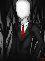 slender man by Love-Finds-Adventure