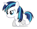 Filly Shining Armor by dm29