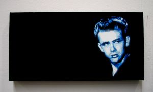 James Dean by stillalivechenko