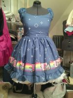Nyan dress by BeMeFullMoon