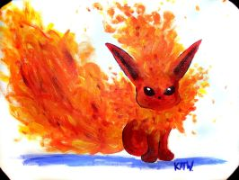 Flareon by HopperARTZ