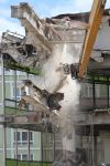 Demolition site Stock 02 by Malleni-Stock