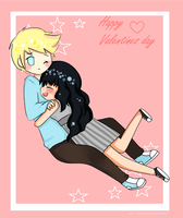 my day valentine perfect xD by Vane-Liina