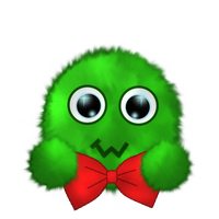 Fluffy Tie Vector Emote by SazLeigh