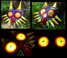 Majora's Mask by CoffeeImp