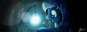 Decrocher la lune by HardLugia