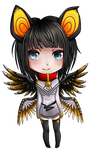 Chibi for Devi by Iridien