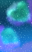 Nebula Background by DuskyDeer